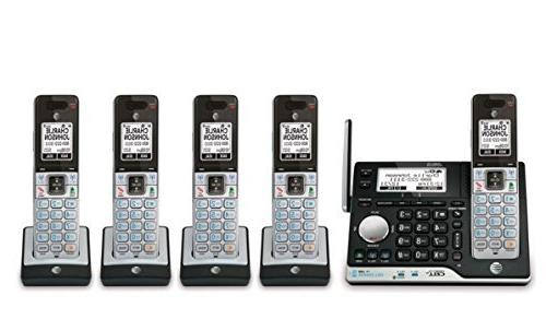 5 handset answering system
