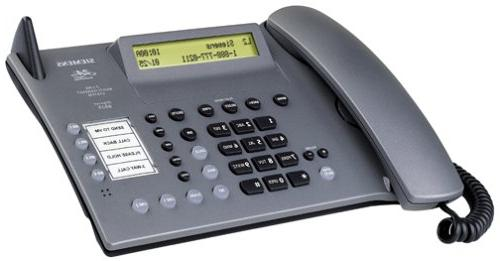 GHz 2-Line Expandable Speakerphone with Answering