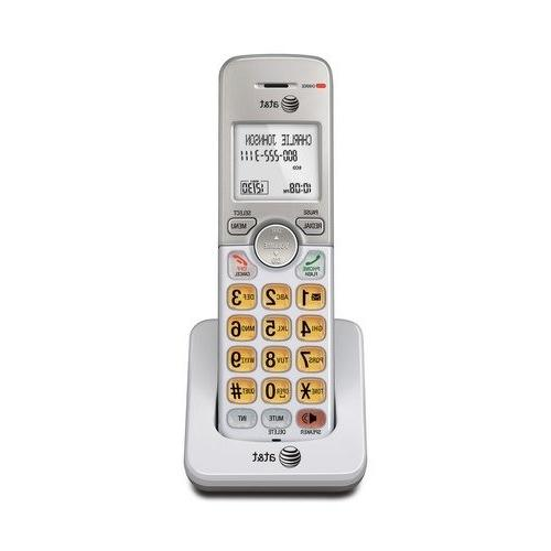 AT&T EL50003 Accessory Cordless Handset, White | Requires AT