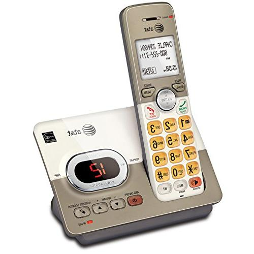 AT&T Expandable Cordless with Answering System & Backlit