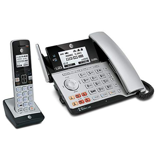 AT&T TL86103 Connect Line Caller ID/Call Corded & 1