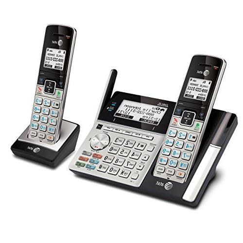 AT&T Expandable Bluetooth Answering and Speakerphone, Handsets,