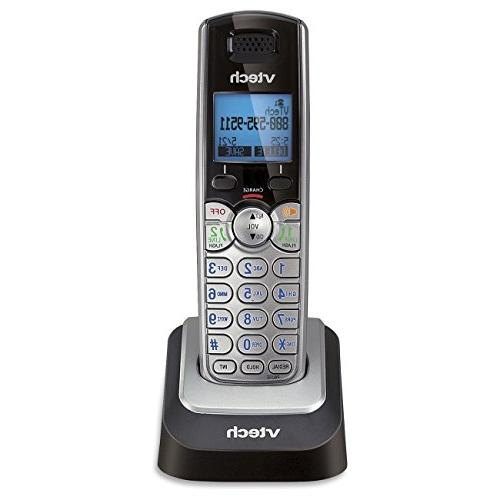 DCX170 DECT 6.0 Cordless Handset with Caller ID, Silver, 1 H
