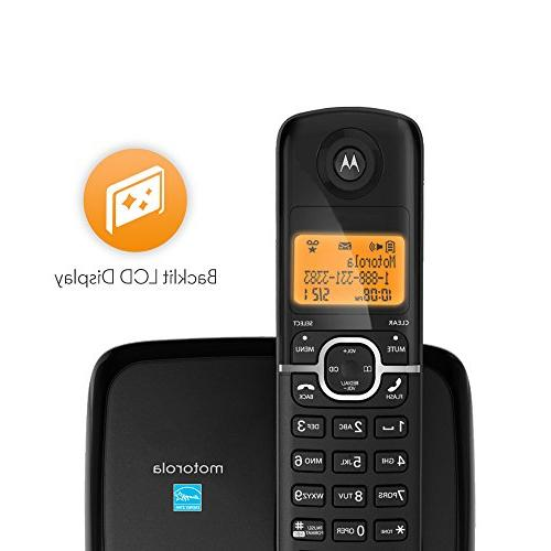 Motorola Phone and Caller ID L601M