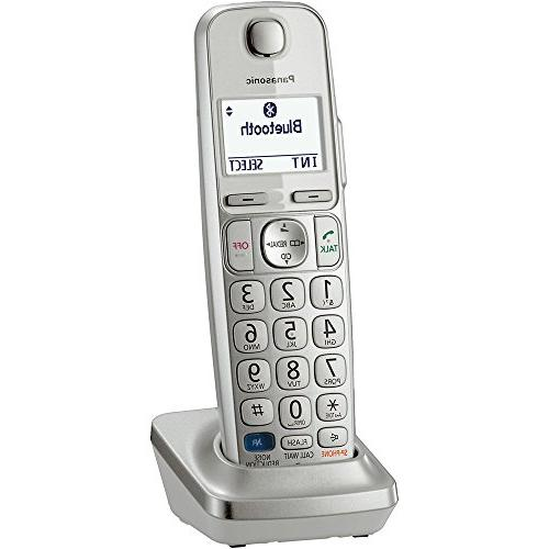 PANASONIC Cordless Phone Handset with DECT 6.0 For TGE210/TG