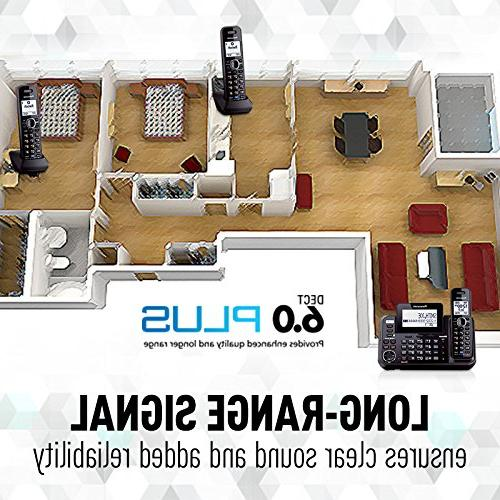 PANASONIC Bluetooth Machine and Phone lines - Handsets