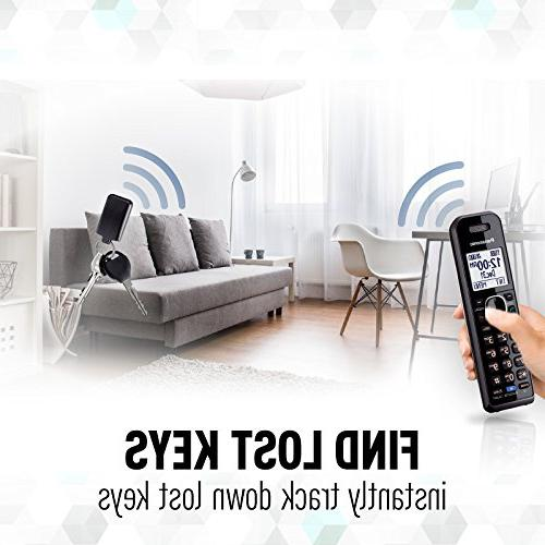 PANASONIC Bluetooth Enabled with Machine 2 Phone Handsets - KX-TG9542B