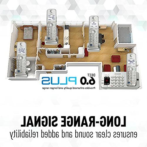 Panasonic Link2Cell Bluetooth with Answering Machine,