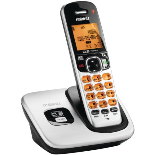 Uniden DECT 6.0 Expandable Cordless Phone with Caller ID - S