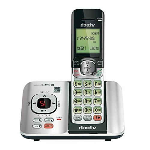 VTech CS6529 DECT 6.0 Phone Answering System with Caller ID/