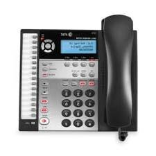 at&T 1070 1070 Corded Four-Line Expandable Telephone, Caller