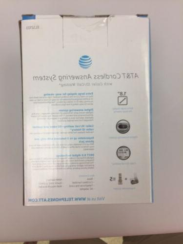 AT&T Phone With Caller Brand New