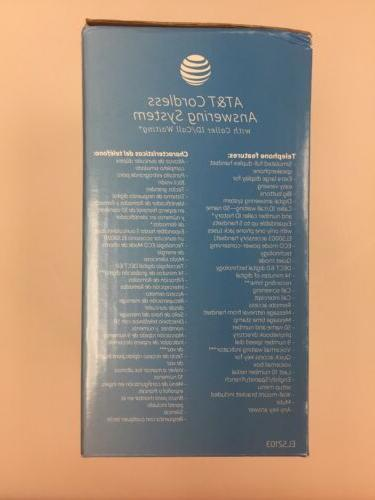 AT&T Cordless System With Brand