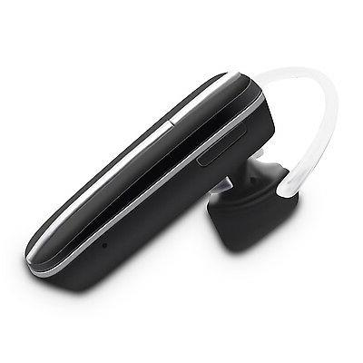 Bluetooth Earphone Black For Nokia 222 Cell Phone