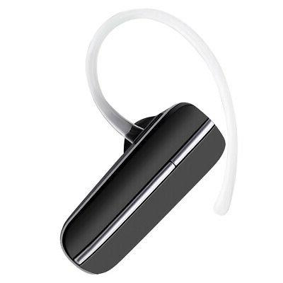 Bluetooth Headset Earphone Black For Nokia 216 220 222 225 D