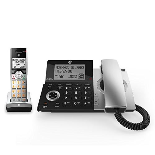 Expandable Corded/Cordless Phone Smart with