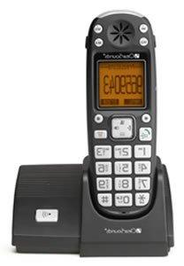 DECT6.0 Amplified Cordless w/