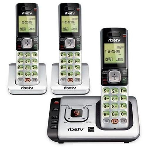Vtech Communications CS6729-3 Cordless Phone Answering Syste