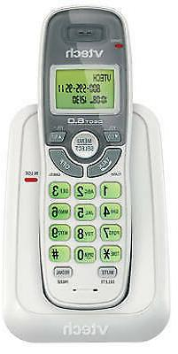 VTECH COMMUNICATIONS INC Cordless Phone with Caller ID CS611