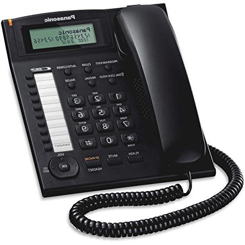 Panasonic dect_6.0 Integrated Corded