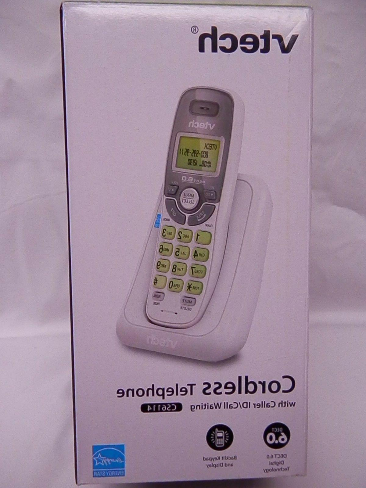 cs6114 cordless telephone with caller id call
