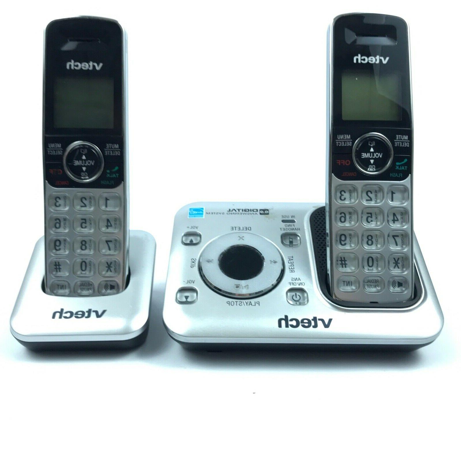 VTech CS6429-2 EXPANDABLE CORDLESS PHONE WITH VOICEMAIL LED