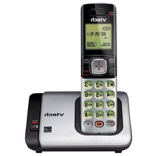 Cordless ID/Call & Backlit Display/Keypad