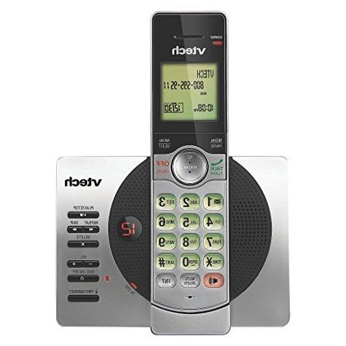 VTech CS6929 DECT 6.0 Expandable Cordless Phone System with