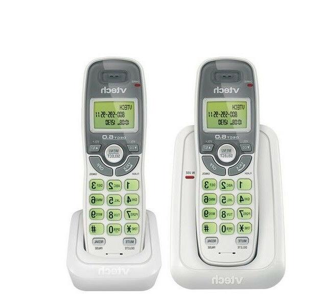 dect 6 0 2 handset cordless phone