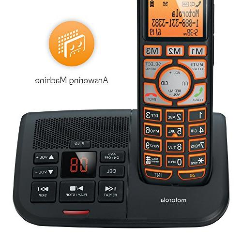Motorola DECT Cordless Big Button Phone with ID K702B -