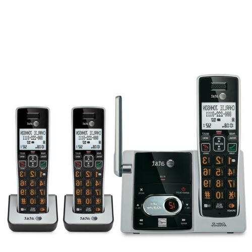 dect6 handset cordless answering system