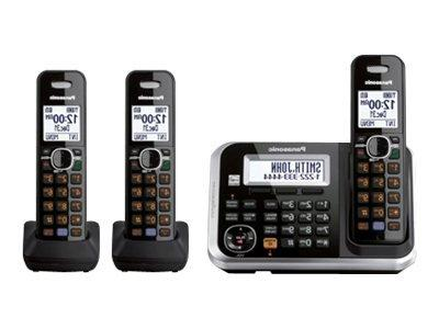 expandable cordless answering system