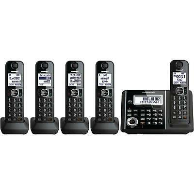 expandable cordless phone with answering machine 5