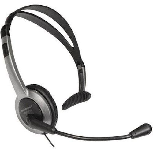 foldable over head headset