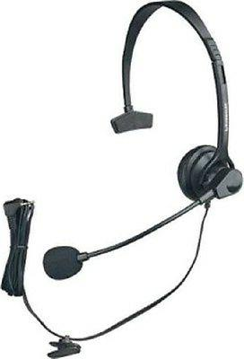 hands free headset w headband for cordless