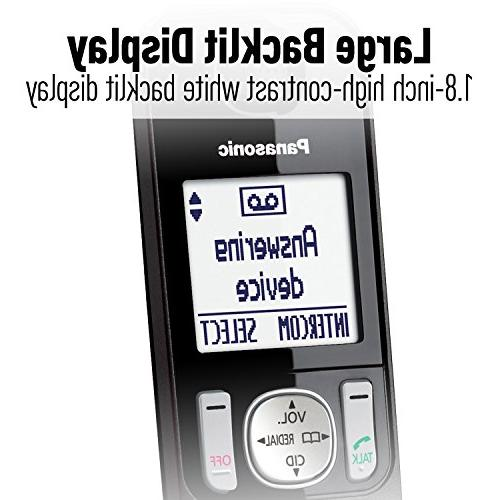 Phone with Call and Answering 2 Handsets