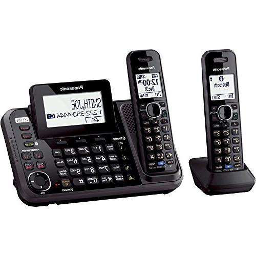 2-Line Phone Link-to-Cell 2-Pack 2 Handset For