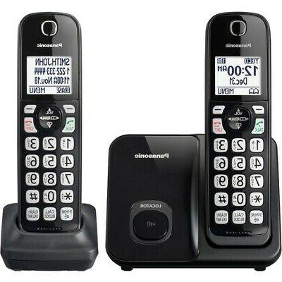 Panasonic Expandable Phone with Call Block -