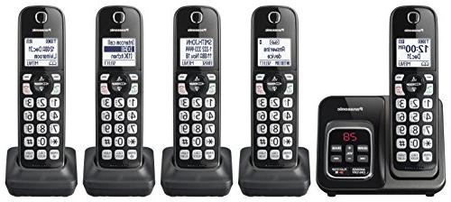 PANASONIC System Call and 5 KX-TGD535M