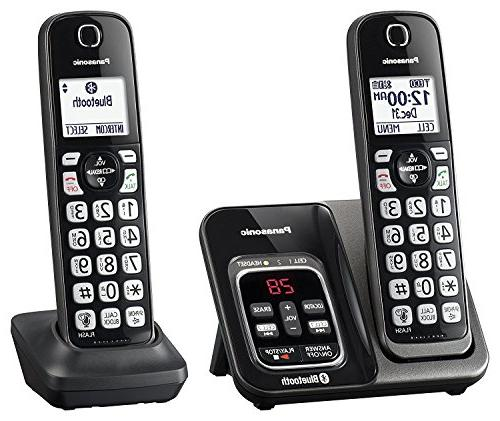 Panasonic Link2Cell Cordless Assist and Answering - Handsets