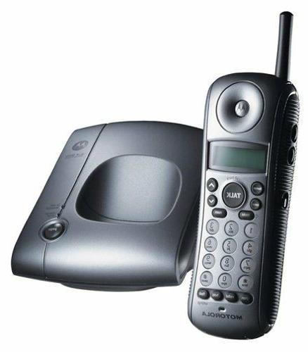 Motorola 2.4GHz Home Telephone With Digital Answering
