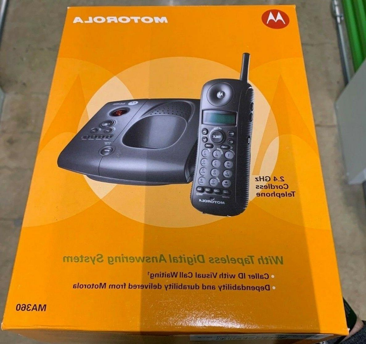 ma360 2 4ghz cordless home telephone