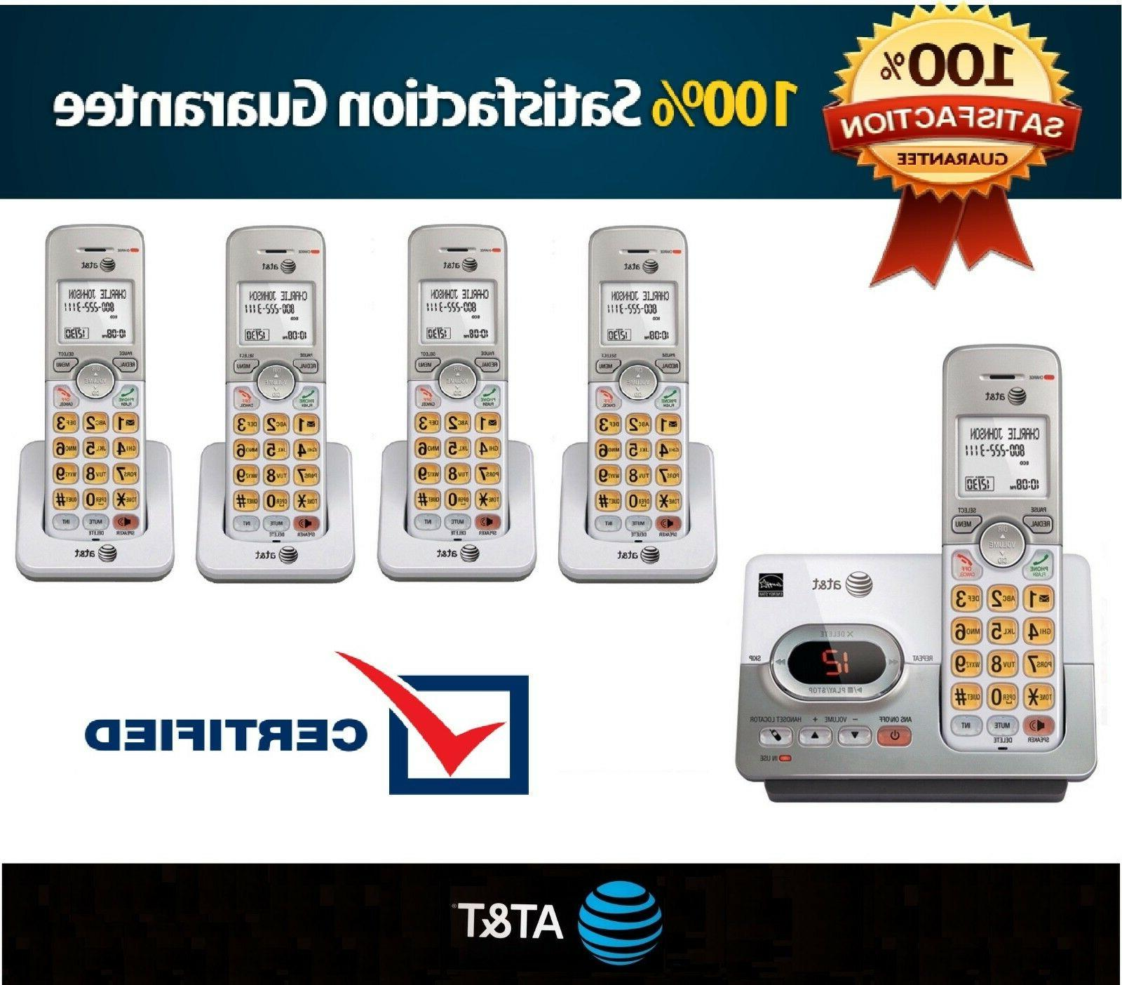new at and t set dect 6