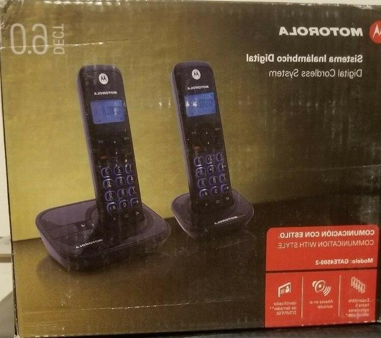 new dect 6 0 digital cordless phone