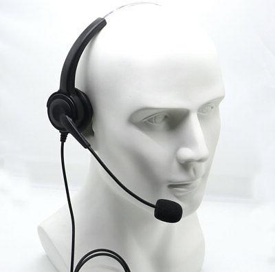 Over-the-Head Band Headset Cordless Phone