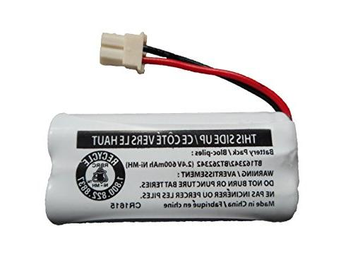 replacement battery bt162342 bt262342