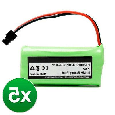 replacement battery for uniden bt1008 fits d1780