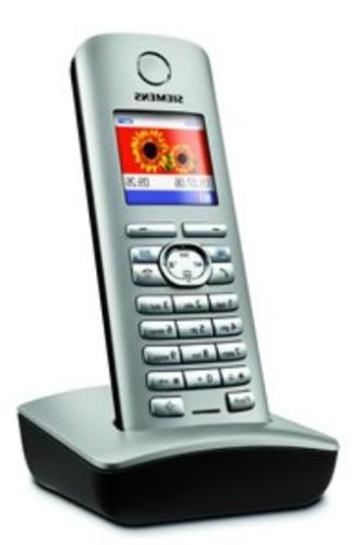 Siemens S45 DECT 6.0 Digital Cordless Phone Extension Handse