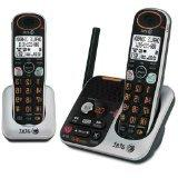 AT&T DECT Dual Handset w/ Large Buttons  Category: Single Li