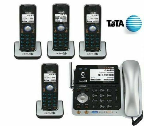 AT&T TL86109 2-LINE DECT 6.0 PHONE SYSTEM - BLUETOOTH - 12 C